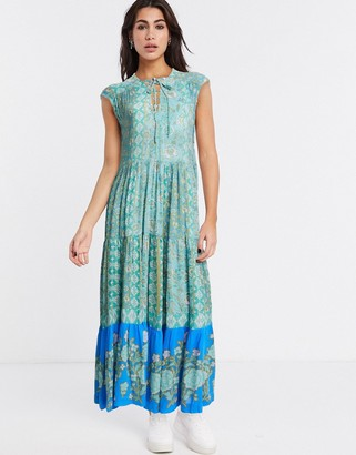Free People hanalei bay dress