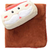 Paul Frank Santa Plush Pouch & Blanket 2-Piece Set