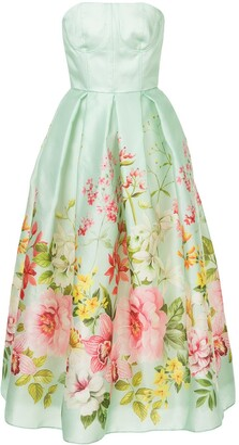 Bambah Lotus Sweetheart Dress