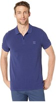 HUGO BOSS Prime Polo (Medium Blue) Men's T Shirt