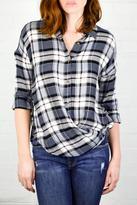 Heartloom Mia Plaid Shirt