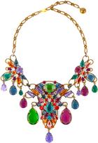 Lanvin Ginger crystal-embellished necklace