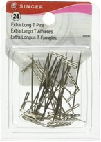 Singer Size 28 T-Pins,-Pack