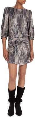BA&SH Salina Mini Dress