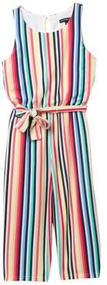 My Michelle mymichelle Stripe Jumpsuit (Big Girls)