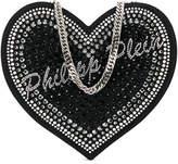 Philipp Plein heart crossbow bag