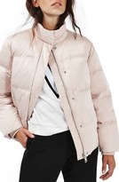 Topshop Emily Puffer Jacket