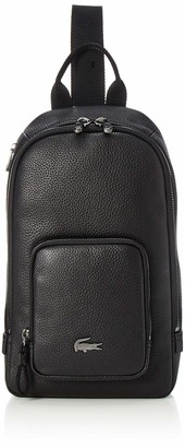 Lacoste Men's NH3275SQ Shoulder Bag