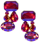 Asos Jewel Cluster Earrings