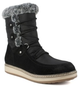 White Mountain Tansley Cold Weather Boots Women's Shoes