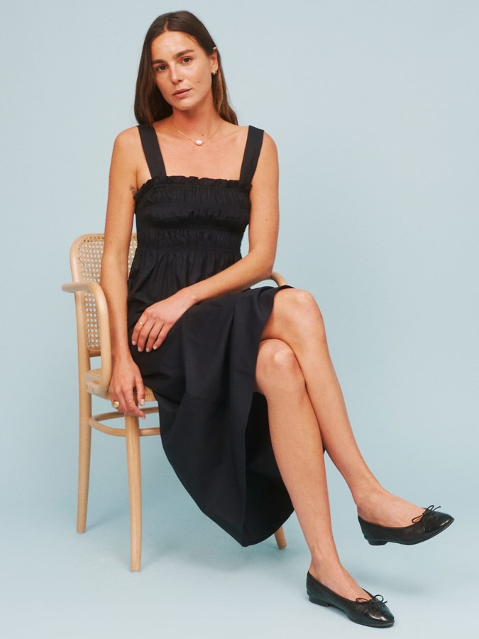 Thumbnail for your product : Reformation Solstice Dress