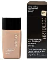 Artdeco Long-Lasting Foundation Oil-Free SPF 20 Number 3, Vanilla Beige 30 ml