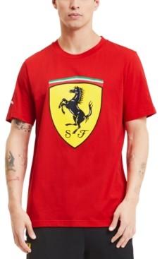 Puma Men's Ferrari Graphic T-Shirt
