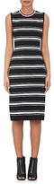 Givenchy WOMEN'S STRIPED COMPACT KNIT DRESS