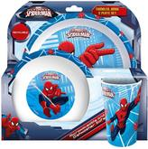 Spiderman Dining & Cutlery Set