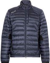 RLX Ralph Lauren Pivot Packable Quilted Shell Down Golf Jacket - Storm blue