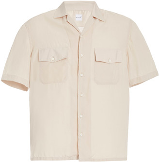 eidos Collared Cotton Shirt
