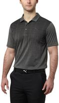 Puma Jacquard Drip Golf Polo Shirt