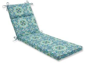 Charlton Homeâ® Creswell Tile Pool Indoor/Outdoor Chaise Lounge Cushion Charlton HomeA