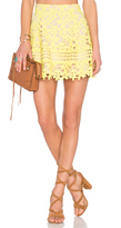 Lovers + Friends Contessa Skirt