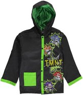 "Teenage Mutant Ninja Turtles TMNT Big Boys' ""Fighters"" Rain Jacket - , s/m"