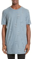Drifter Men's 'Gebel' Distressed T-Shirt