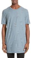 Drifter Men's 'Gebel' Distressed T-Shirt