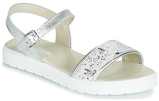 Citrouille et Compagnie JIMINITE girls's Sandals in Grey
