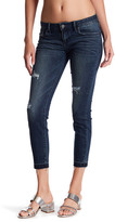 Just USA Low Rise Skinny Cropped Jeans