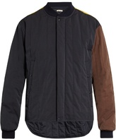 Marni Contrast-panel Quilted Jacket