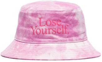 Paco Rabanne Slogan Print Bucket Hat