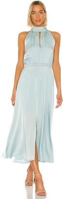 Milly Stretch Silk Ari Dress