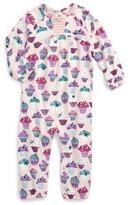 Hatley Infant Girl's Cupcake Print Romper