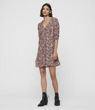 AllSaints Malie Wilde Dress