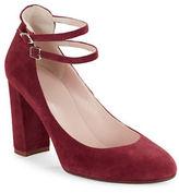 Kate Spade Baneera Ankle Strap Suede High Heels