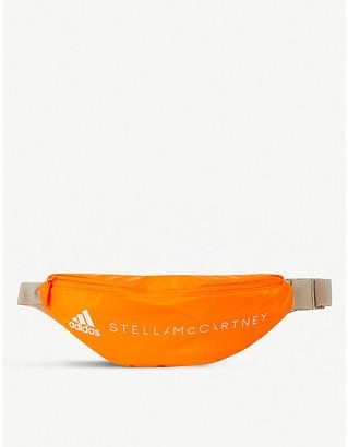 adidas by Stella McCartney Logo-print shell bumbag