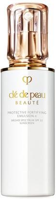 Clé de Peau Beauté Protective Fortifying Emulsion Broad Spectrum SPF 22 Sunscreen