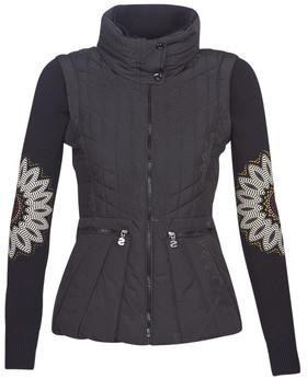 Desigual ELYSIAN women's Jacket in Black