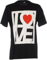 Love Moschino T-shirts - Item 12009868