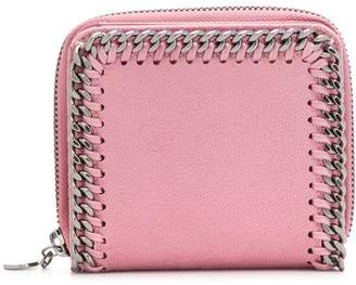 Stella McCartney Falabella bi-fold zipped wallet