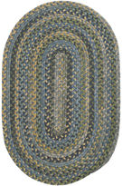 Colonial Mills Greenbrier Reversible Braided Wool Oval Rug