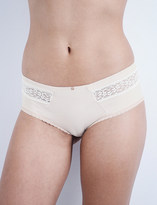Passionata Dream jersey and lace shorty briefs
