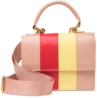 Deux Lux Fine Line Mini Messenger Bag