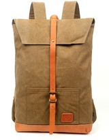 Tsd Pine Hill Canvas Backpack