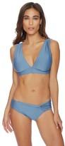 Luxe by Lisa Vogel Liquid Twist Beach Bikini Bottom
