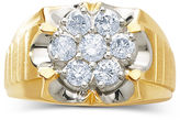 JCPenney FINE JEWELRY 1 1/2 CT. T.W. Diamond Mens Ring