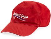 Balenciaga Campaign Logo Hat