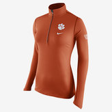 Nike College Tailgate Element Half-Zip (Clemson) Women's Running Top