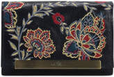 Patricia Nash Provencal Escape Embroidered Cametti Wallet
