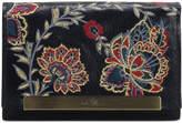 Patricia Nash Provencal Escape Embroidered Cametti Wallet